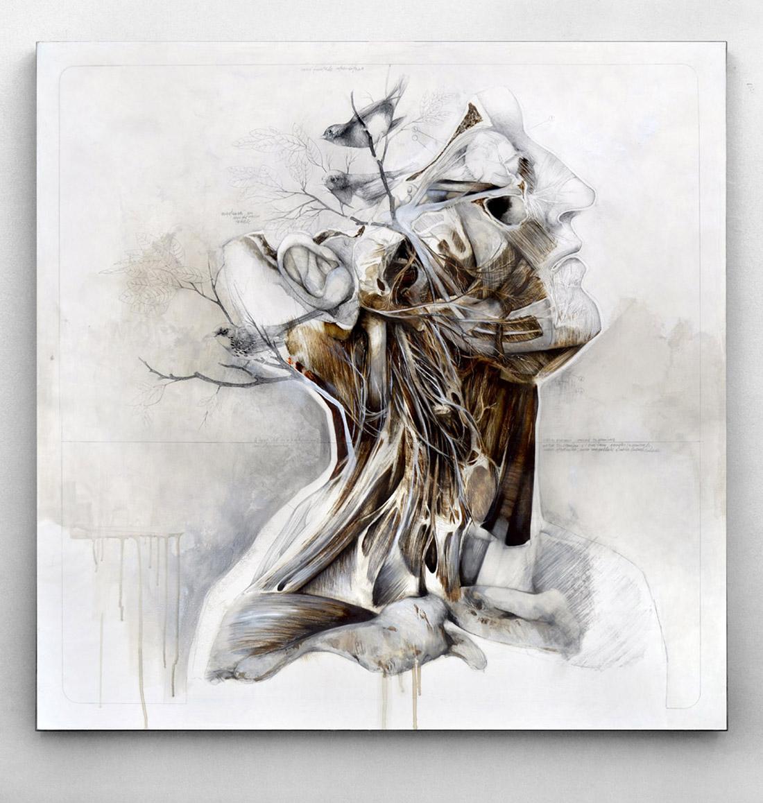 """Nunzio Paci, """"Il vento che scolpisce le tue vene"""""""