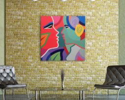 rw-sposi-cm-100-x-100-acrilico-su-tela-2011-ambientato