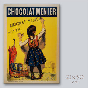 "Firmin Bouisset ""CHOCOLAT MENIER"""